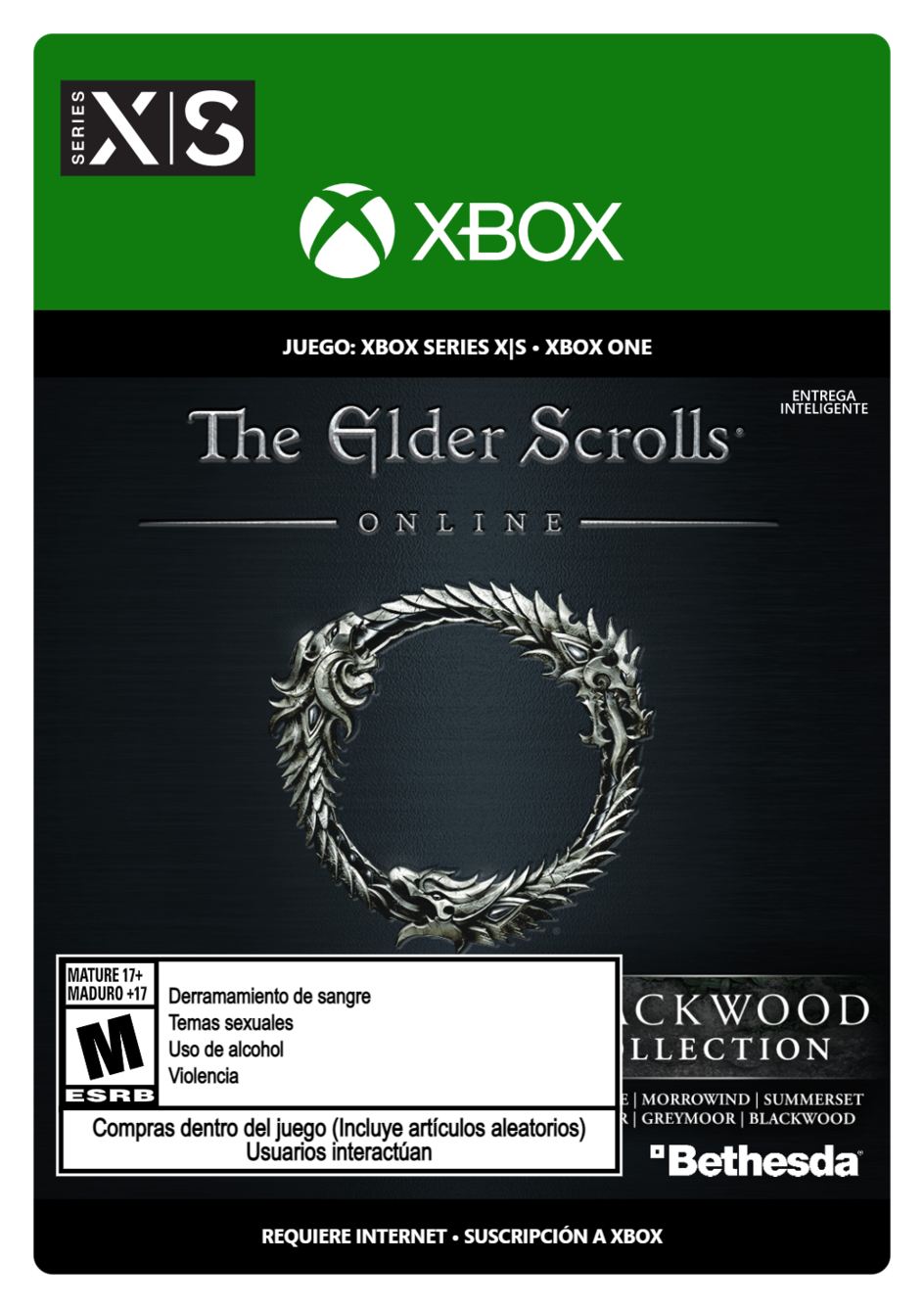 The Elder Scrolls Online Collection: Blackwood Collector s Edition