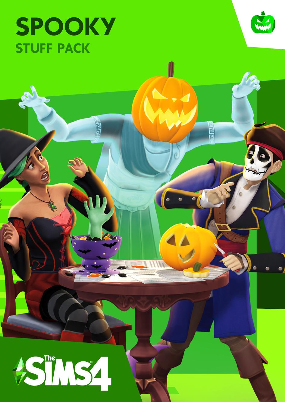 The Sims 4 Spooky Stuff Pack - Origin