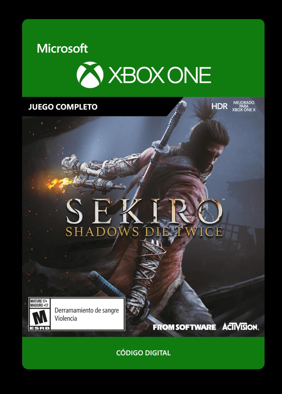 Sekiro: Shadows Die Twice Digital Standard