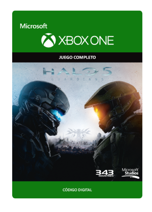 Halo 5: Guardians Standard Edition - Xbox One - Descarga - Esd