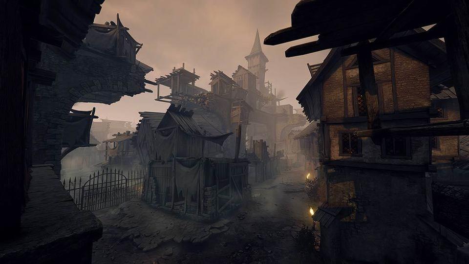 Warhammer: Vermintide 2 - Shadows Over Bögenhafen