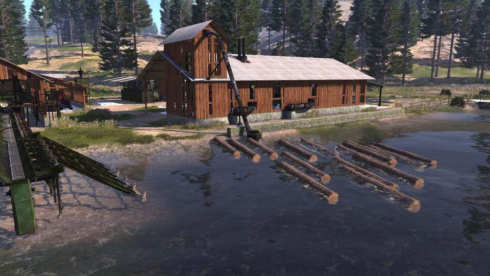 Lumberjack s Dynasty