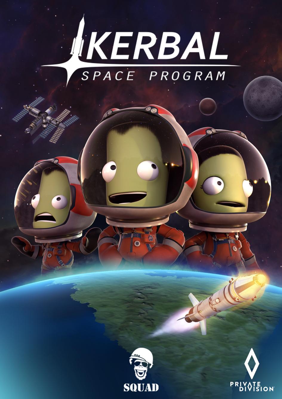 Kerbal Space Program - Steam