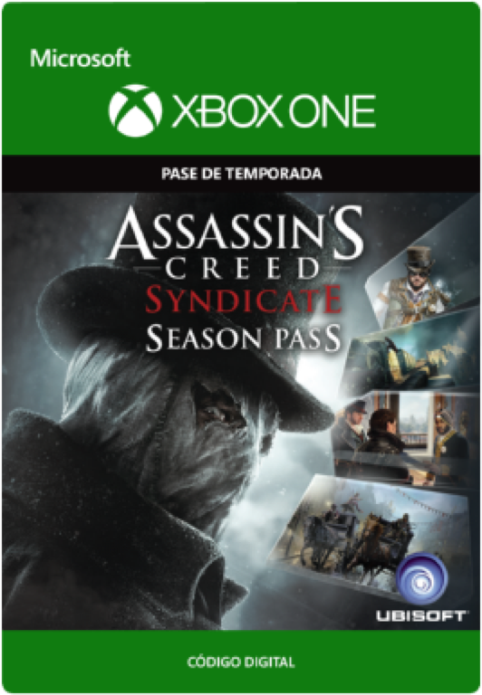 Assassin s Creed Syndicate - Pase De Temporada