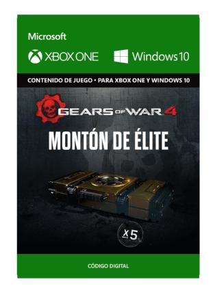 Gears Of War 4: Elite Stack