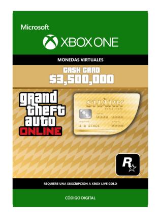 Moneda De Juego Tiburón Ballena Para GTA Online