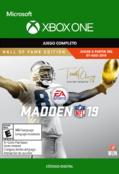 Madden NFL 19 Edición Hall Of Fame