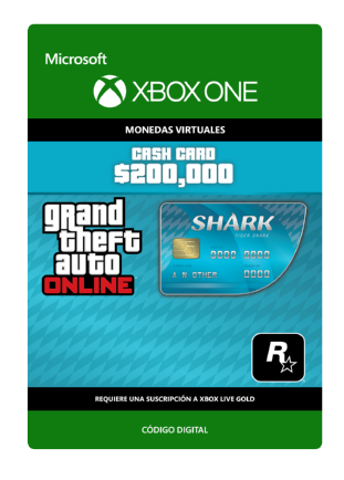 Moneda De Juego Tiburón Tigre Para Grand Theft Auto Online