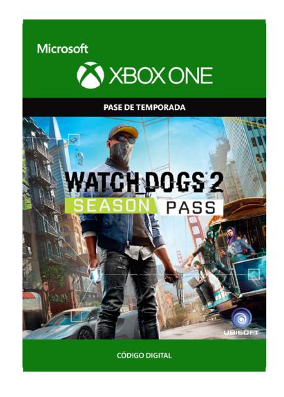 Watch Dogs®2 - Pase De Temporada