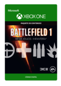 Battlefield(tm) 1 Kit De Atajo: Paquete De Infantería