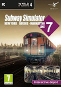 World of Subways 4 - New York Line 7