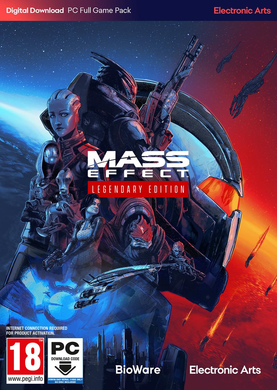 Mass Effect Legendary Edition - Origin