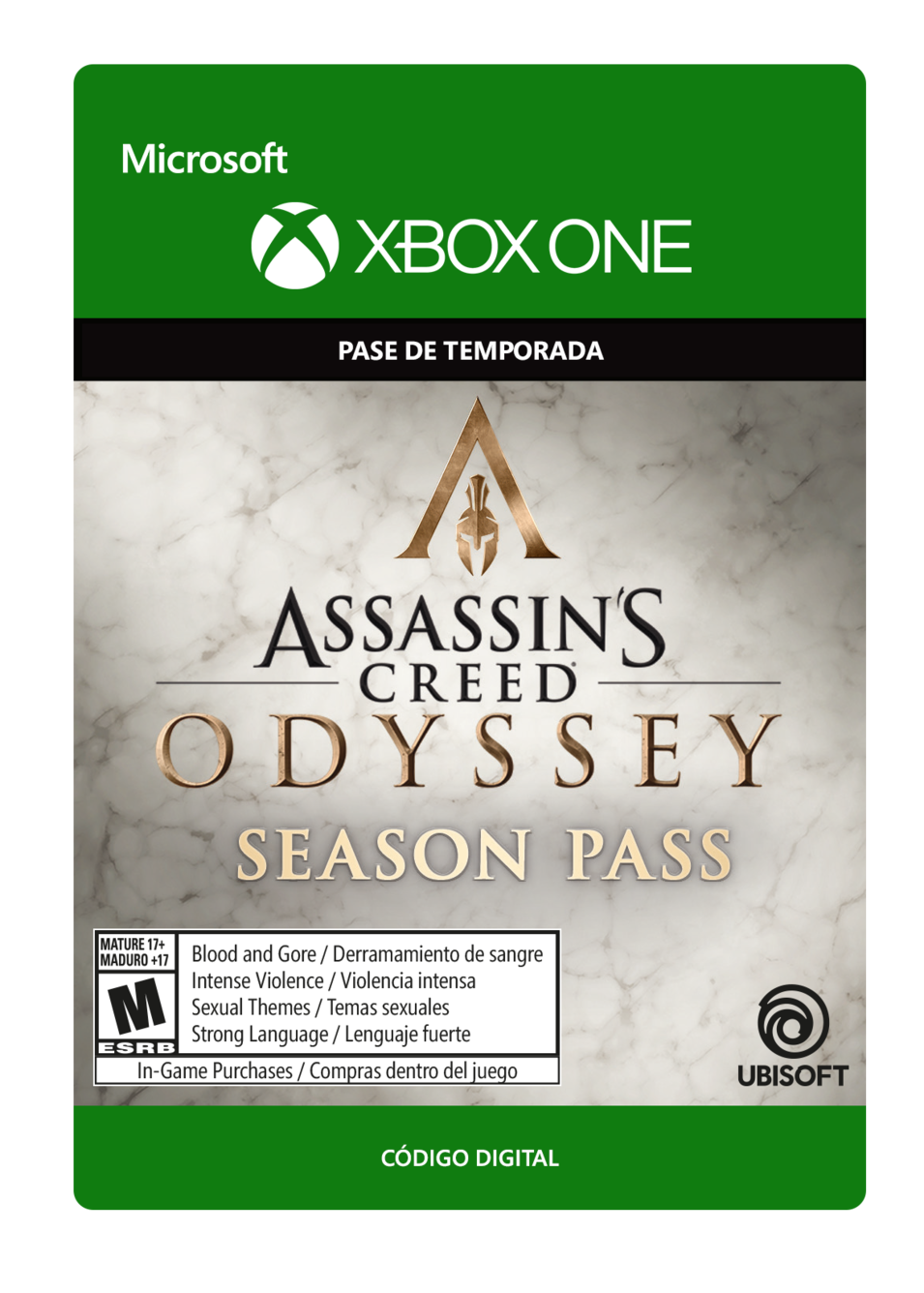 Assassin s Creed Odyssey - Pase de Temporada