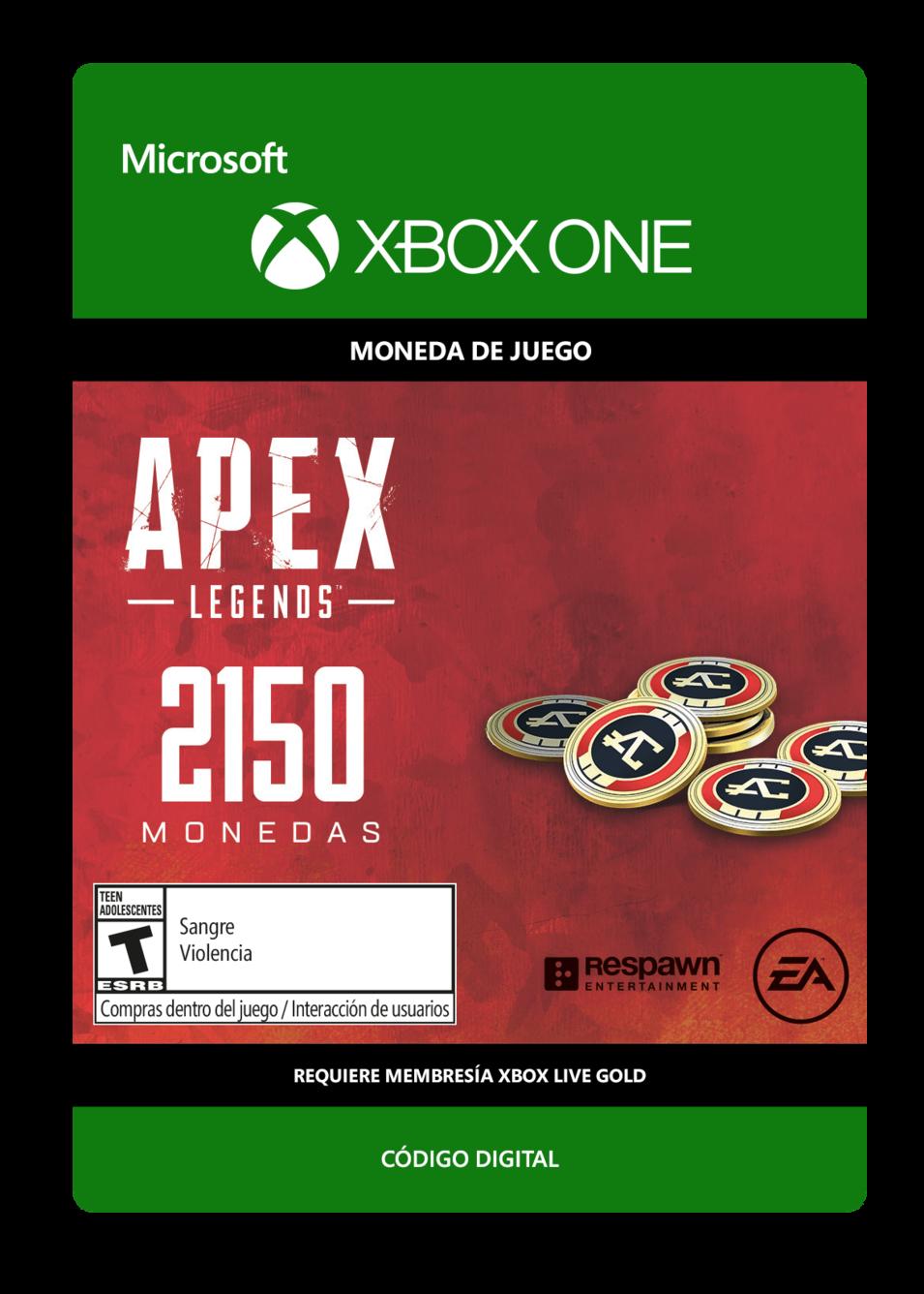 Apex Legends: 2150 Coins