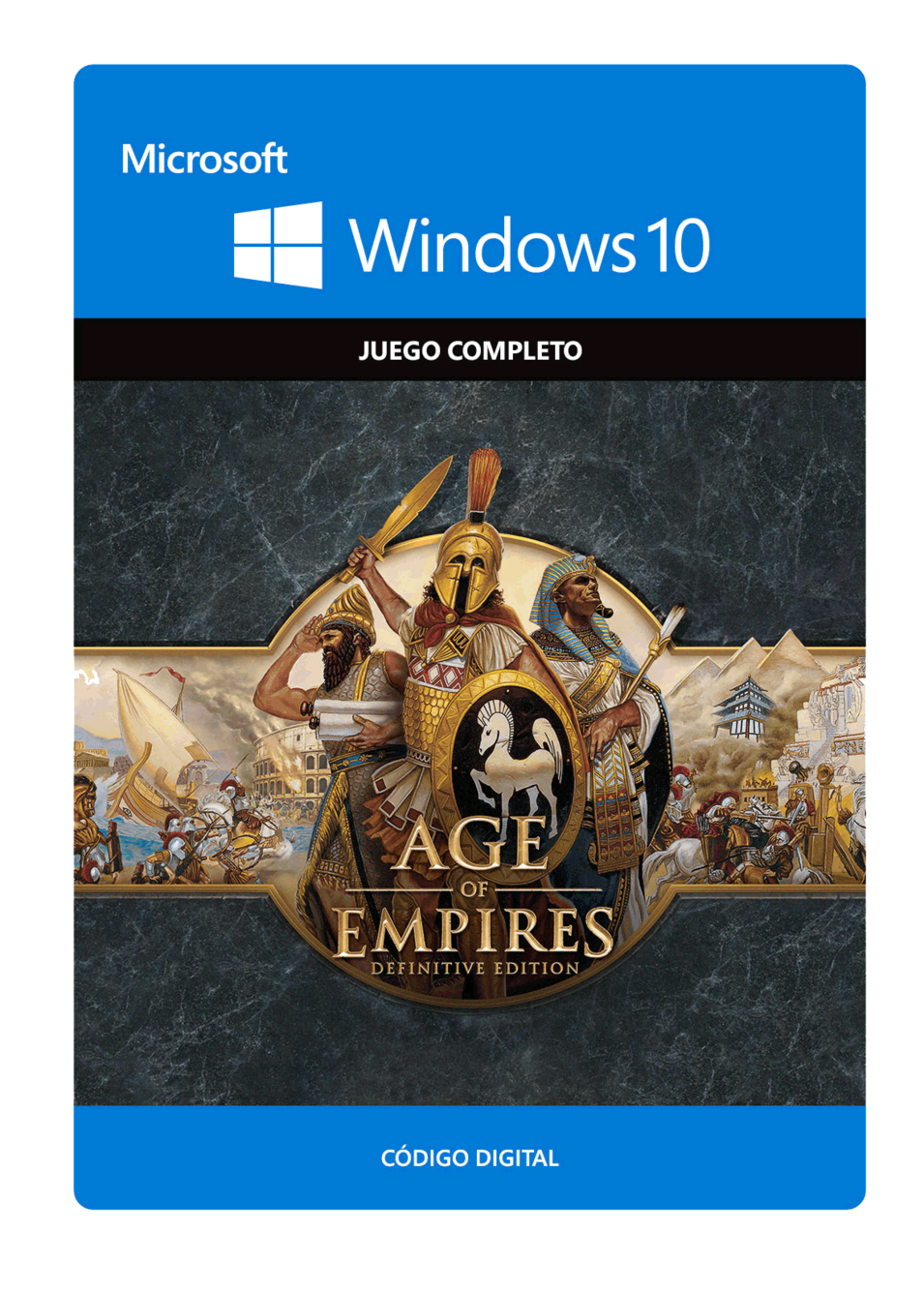 Age Of Empires - Definitive Edition para Windows 10