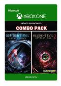 Resident Evil Revelations 1 & 2 Bundle