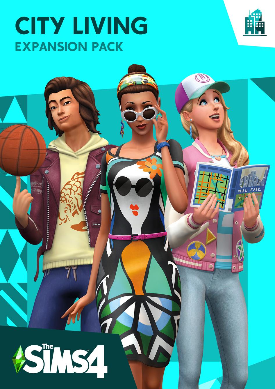 The Sims 4 City Living - Origin