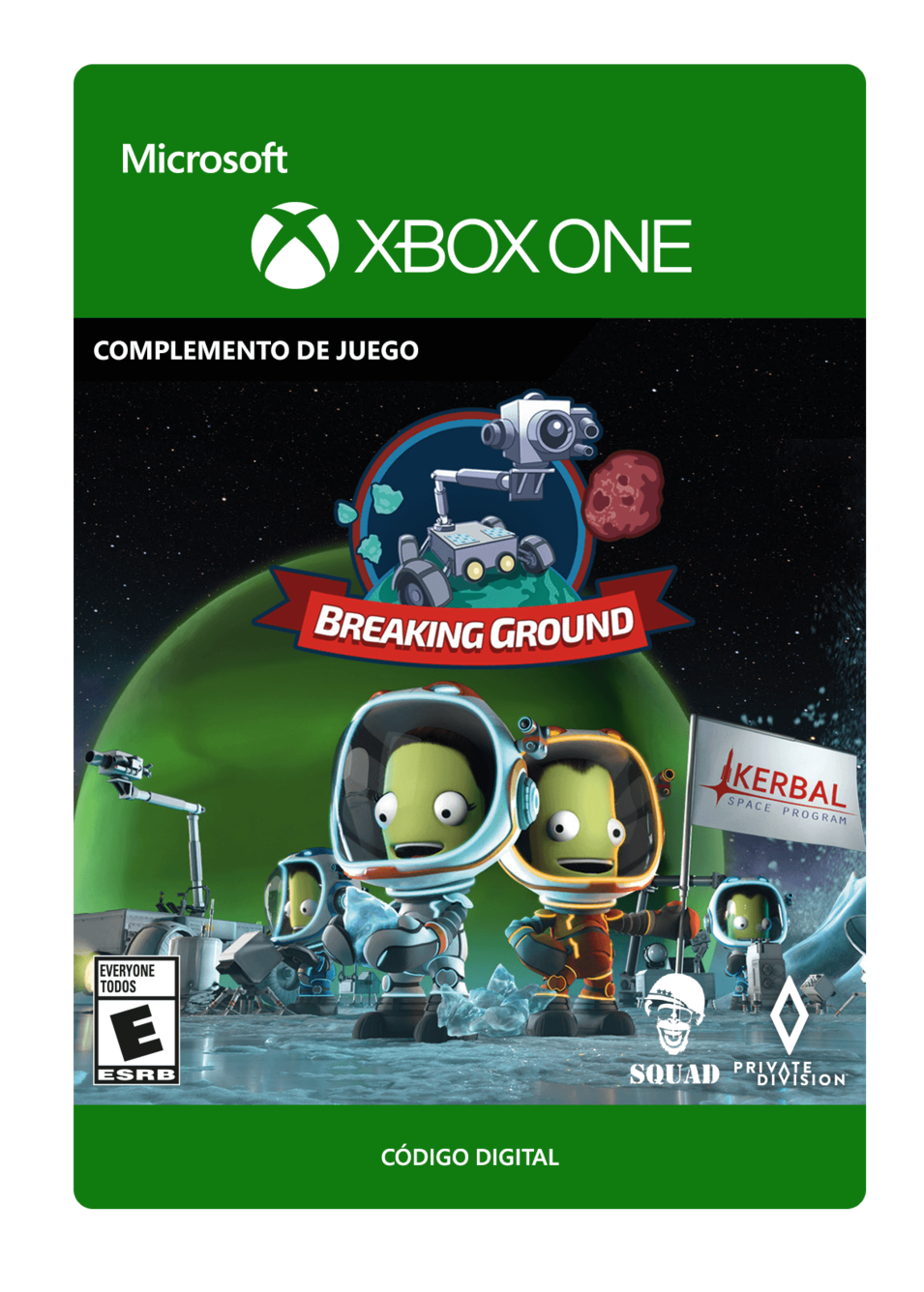 Kerbal Space Program: Breaking Ground DLC