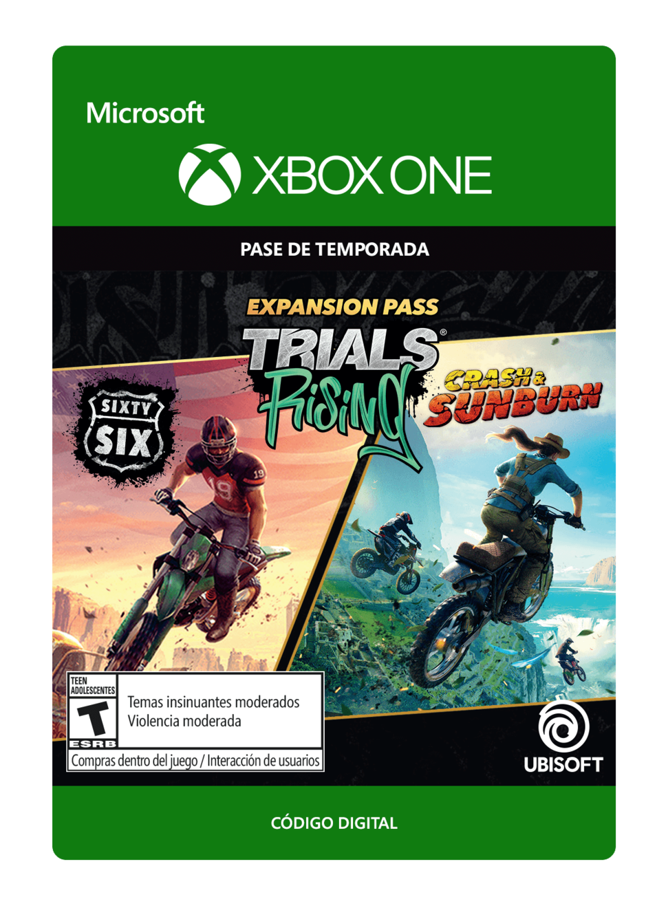 Trials Rising: Expansion Pass