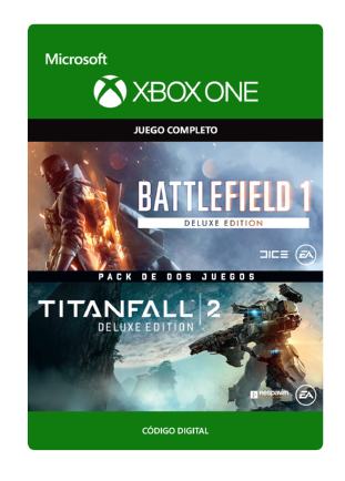 Battlefield™ 1 - Titanfall™ 2 Paquete Deluxe