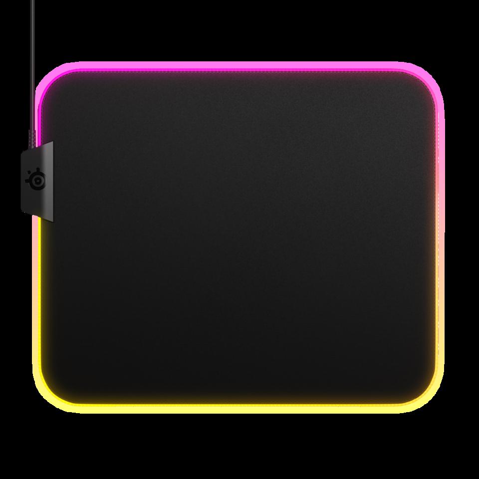 QcK Prism Medium Black Gaming Mouse Pad