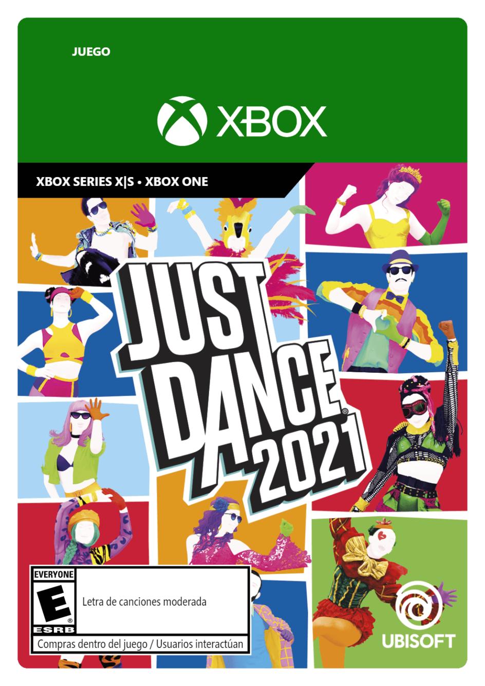 Just Dance 2021 Standard Edition
