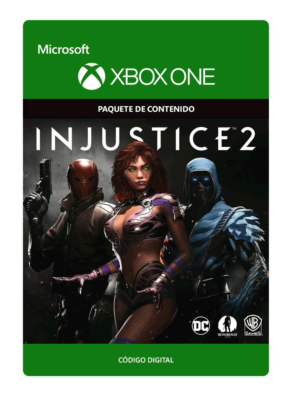 Injustice 2: Fighter Pack 1