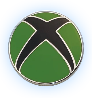 Pin Xbox Sphere (Xbox Official Gear)