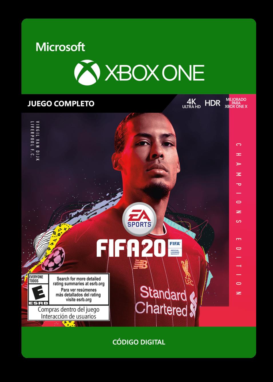 FIFA 20 - Champion Edition