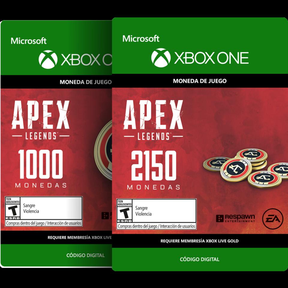 Apex Legends: 3150 Coins