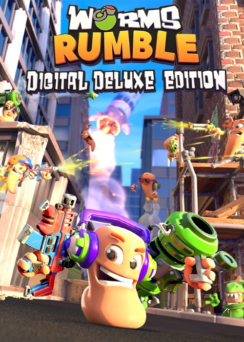 Worms Rumble - Deluxe Edition