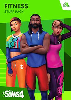 The Sims 4 Fitness Stuff - Origin