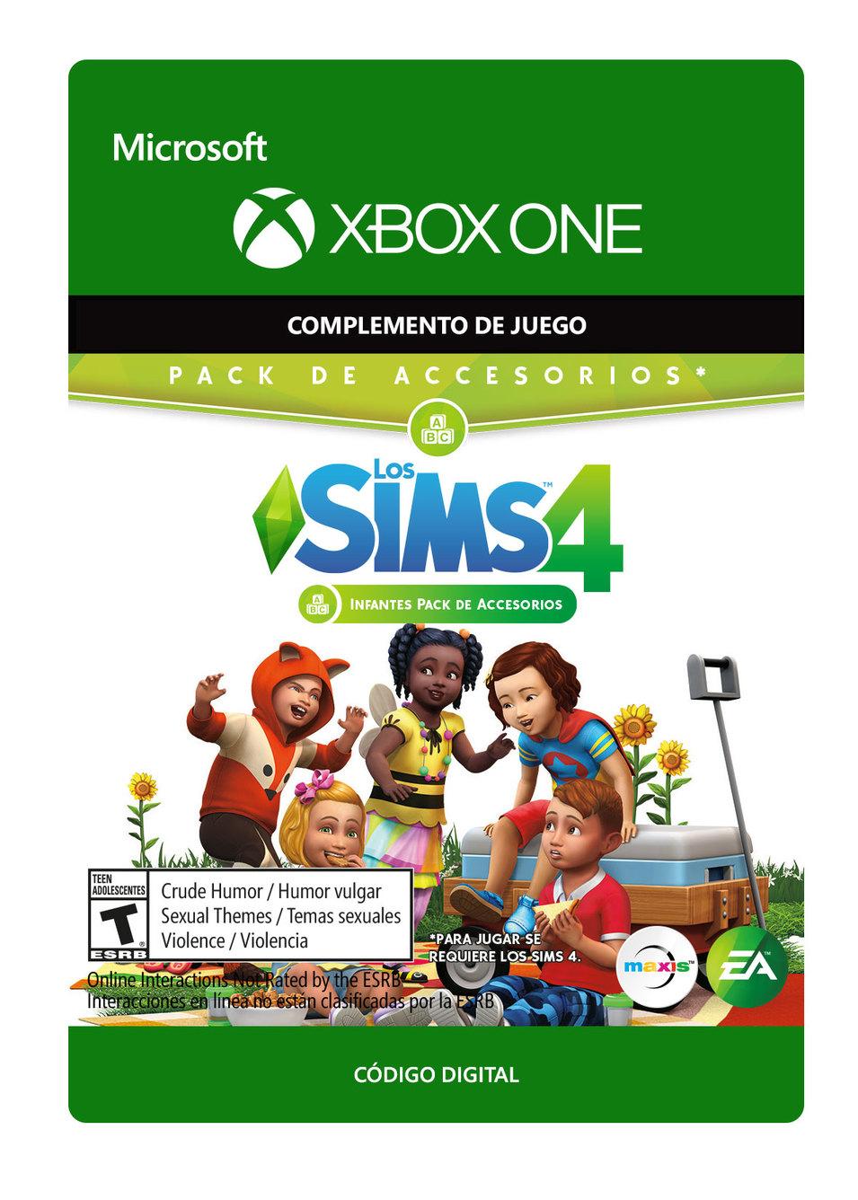 The Sims 4 Infantes Pack de Accesorios