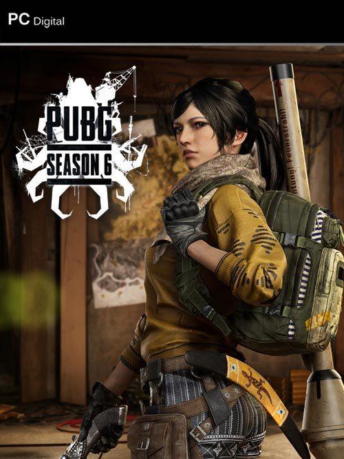 PUBG - Survivor Pass 6: Shakedown (DLC)