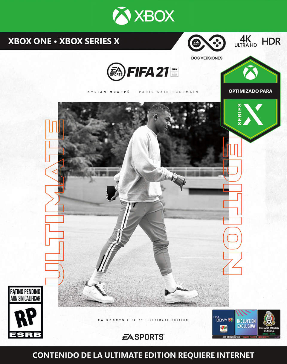 FIFA 21 Ultimate Edition (Pre Venta)