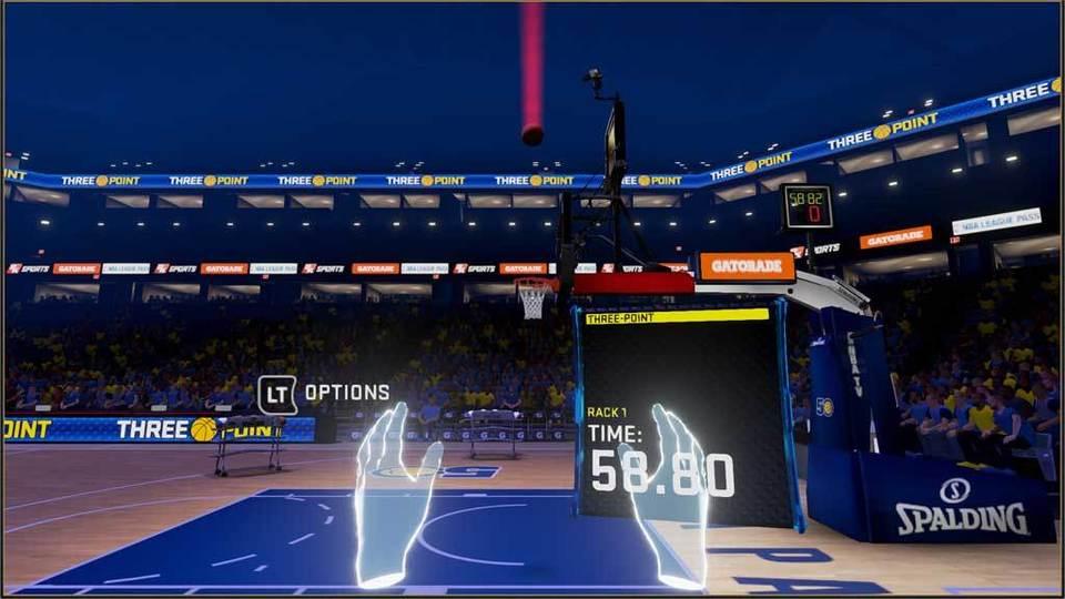 NBA 2KVR Experience