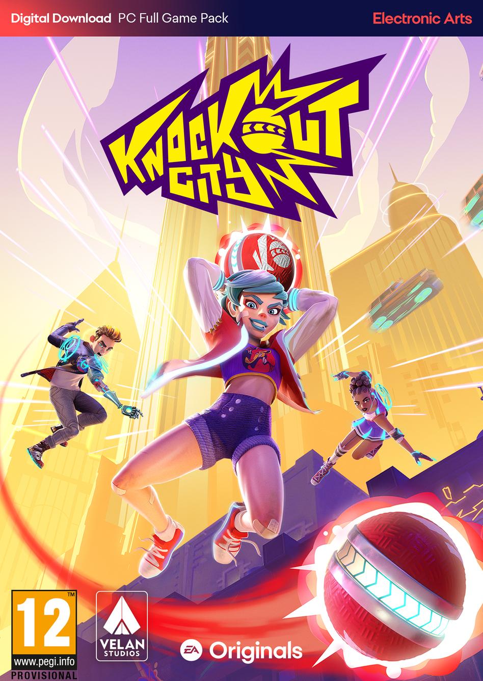Knockout City(ANZ+ASIA+Africa+NCSA) - Origin