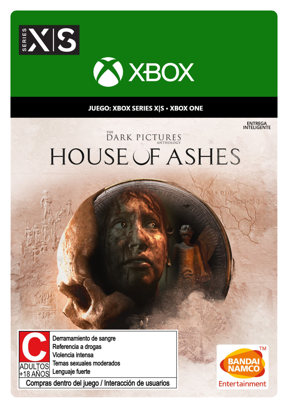XBOX The Dark Pictures Anthology: House of Ashes - Series X / S