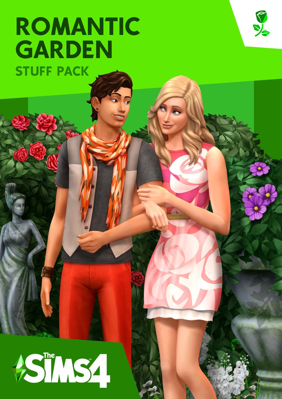 The Sims 4 Romantic Garden Stuff - Origin