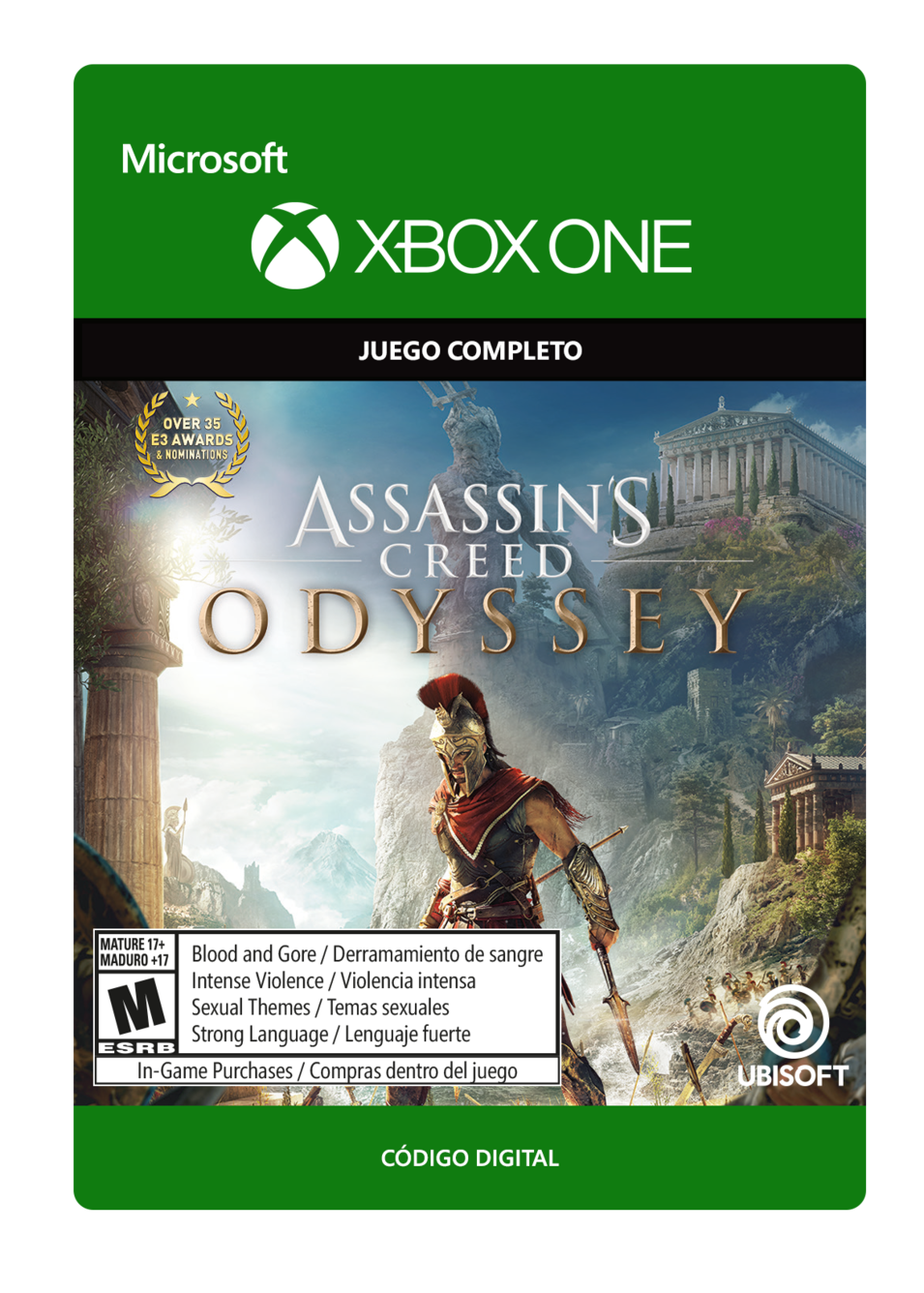 Assassin s Creed Odyssey Edición Estándar