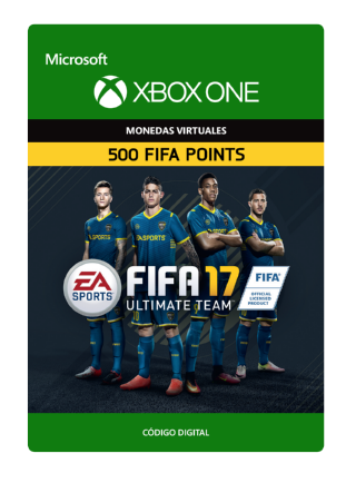 Fifa 17 Points Pack De 500