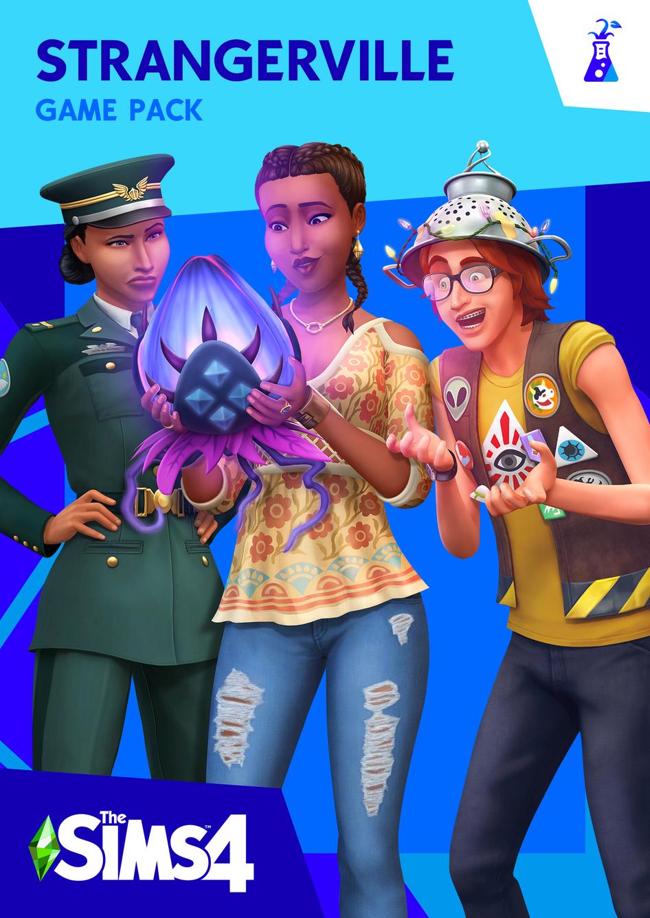 The Sims 4 StrangerVille - Origin