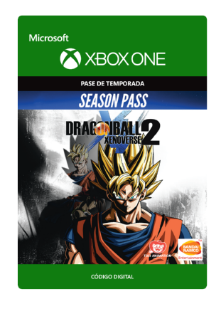 Dragon Ball Xenoverse 2 - Pase De Temporada