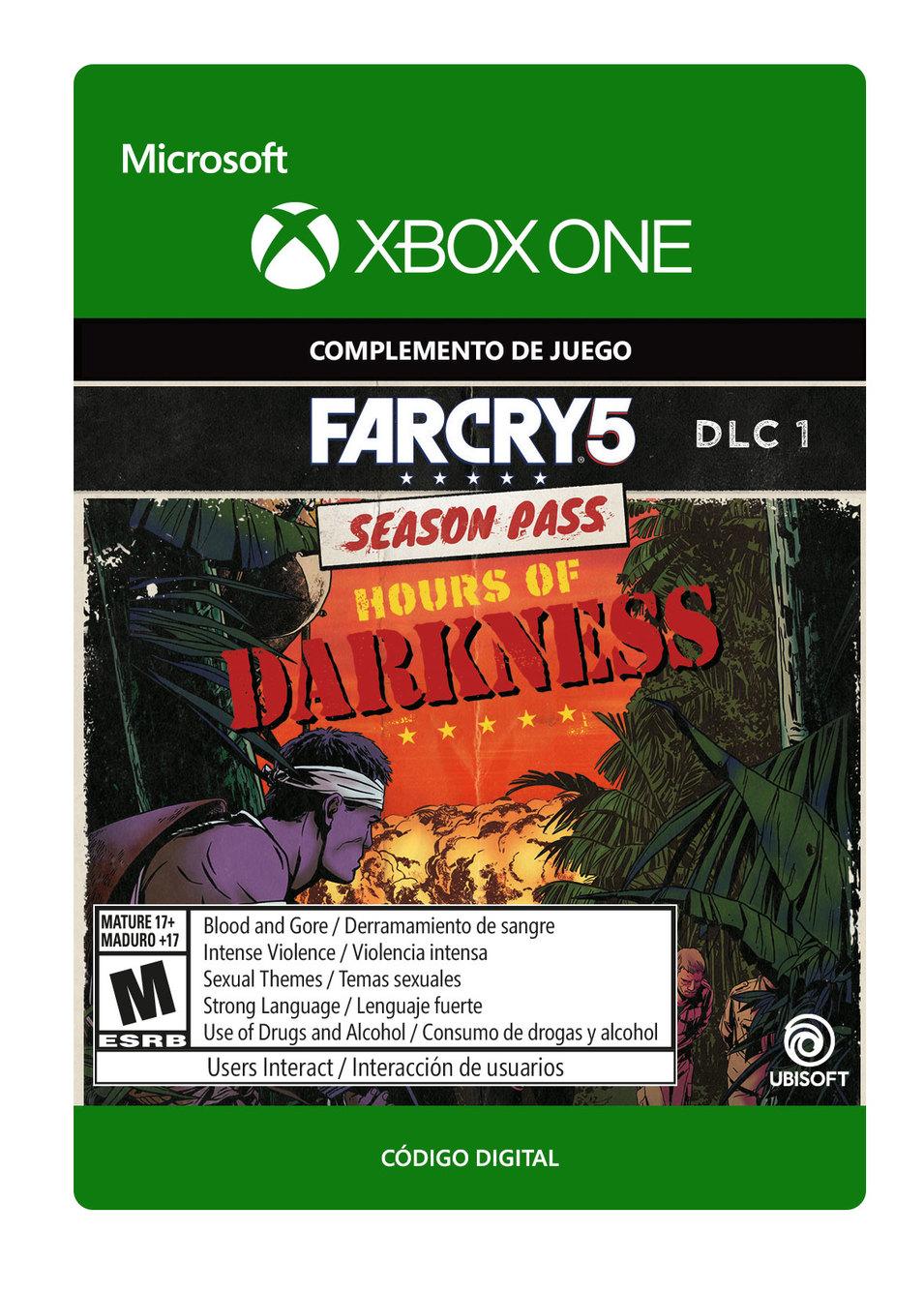 Far Cry 5 - Horas de Oscuridad