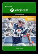 Madden Nfl 17 Edición Deluxe