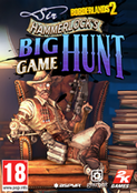 Borderlands 2: Sir Hammerlock s Big Game Hunt - DLC (Mac)