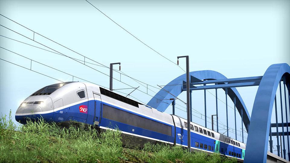 Train Simulator: LGV: Marseille - Avignon Route (DLC)