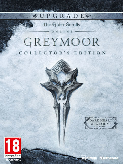 The Elder Scrolls Online: Greymoor - Collector s Edition Upgrade