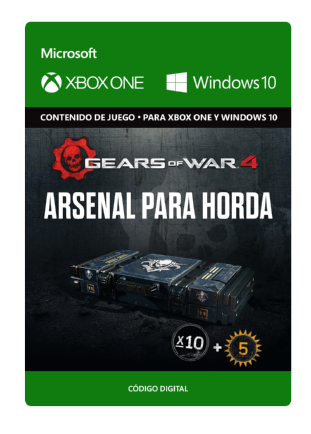 Gears Of War 4: Arsenal Horde Booster