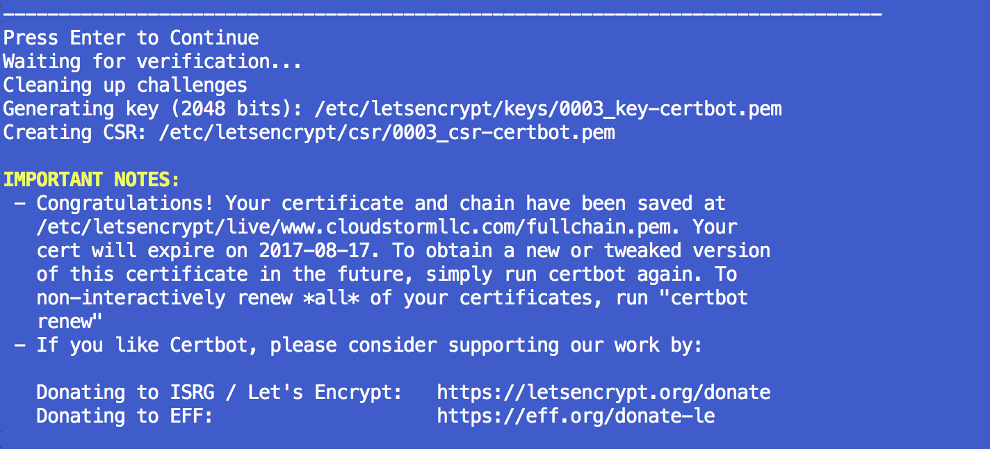 Blog upload generated certs to heroku the certs are stored in etcletsencryptlive which is a root owned directory in order to access the files you may have xflitez Choice Image